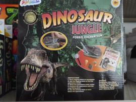 Uitgraving speelset Dinosaurus