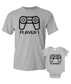 Player 1 / Player 2