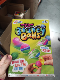 Speelset maak je eigen botsballen