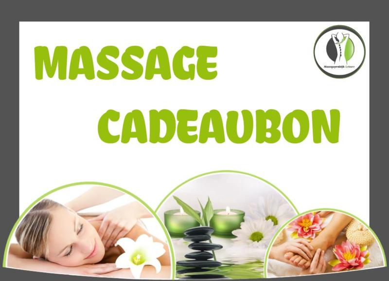 Klassieke massage 15 minuten
