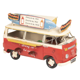 VW bus model licentie 25x14x16 cm