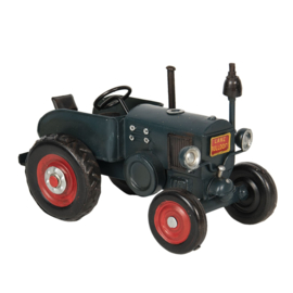 Lanz tractor model licentie 17x10x11 cm