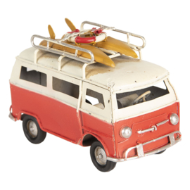 Model bus 11x5x7 cm