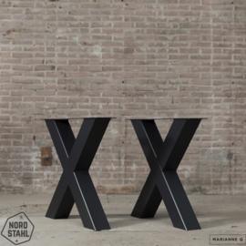 X leg heavy