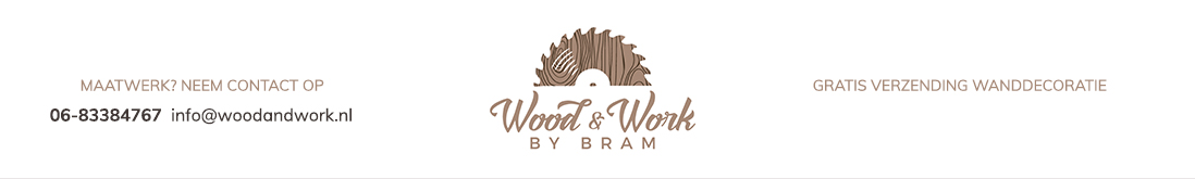Wood & Work by Bram