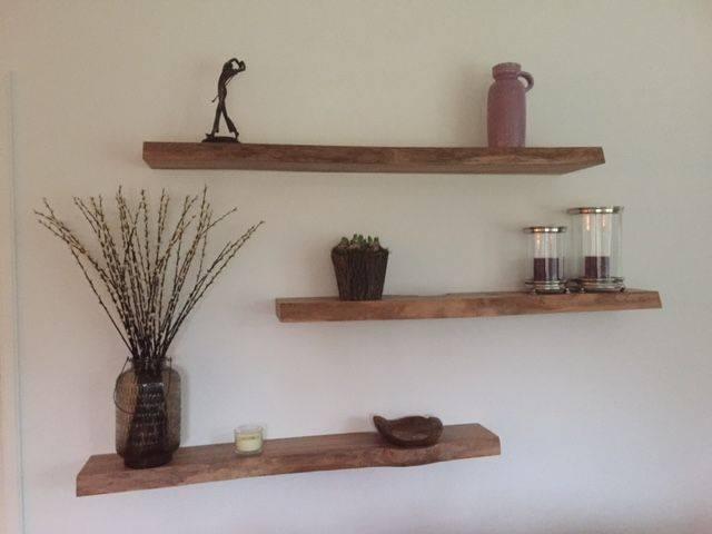 Hedendaags Wand)planken | Wood & Work by Bram JE-54