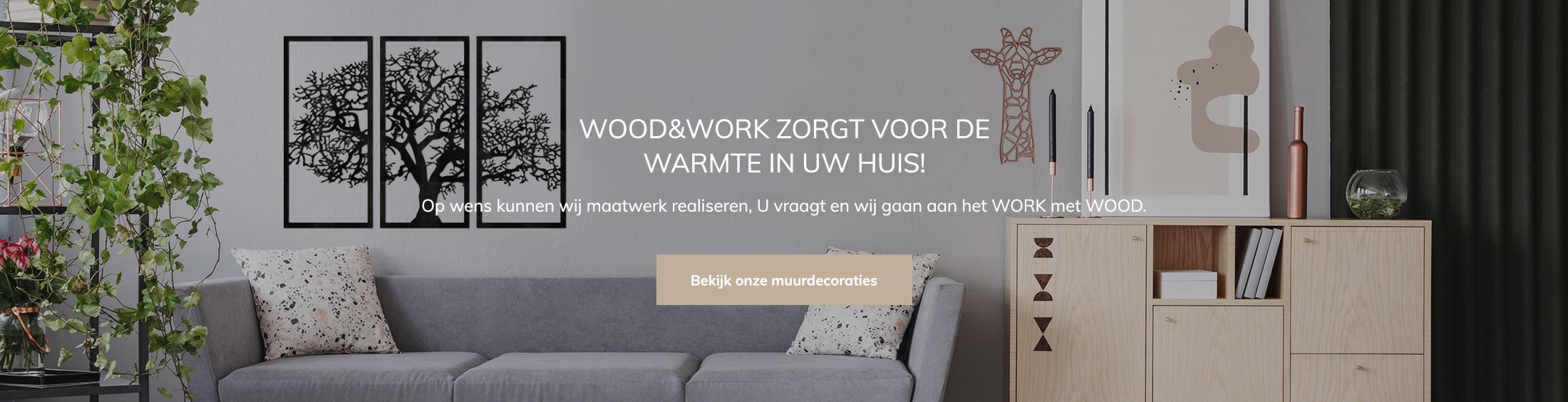 Wood & Work webshop