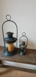 Old iron lantaarn L