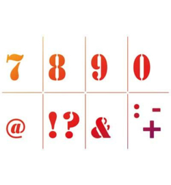 Alphabet 5 delig A4