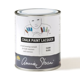 Chalk Paint Lacquer Gloss 750 ml