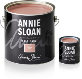 NEW Annie Sloan Wall Paint Piranesi Pink 2,5 liter