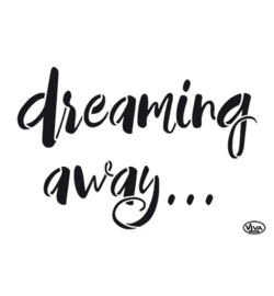dreaming away A4