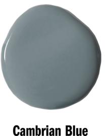 NEW Annie Sloan Wall Paint Cambrian Blue 2,5 liter