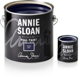 New Annie Sloan Wall Paint Oxford Navy 2,5 liter