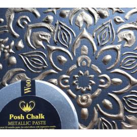 Posh Chalk metalic smooth pasta deep gold