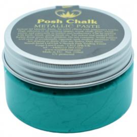 Posh Chalk metalic smooth pasta green fhthalo