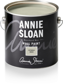 NEW Annie Sloan Wall Paint Cotswold Green 2,5 liter