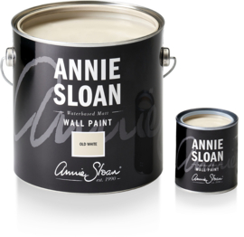 Annie Sloan Wall Paint™ Old White 2,5 liter