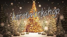 Maandag  15 november 19:30-22:00 kerstworkshop 2021 UITVERKOCHT