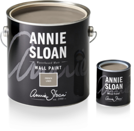Annie SLoan Wall Paint™ French Linen 2,5 liter