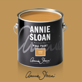 NEW Annie Sloan Wall Paint Carnaby Yellow 2,5