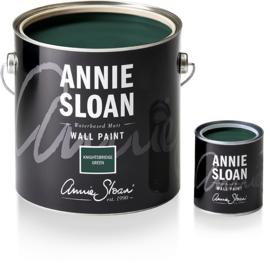 NEW Annie Sloan Wall Paint Knightbridge Green 2.5 liter