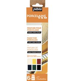 Nieuw Pebeo porcelaine set  gloss NO 1