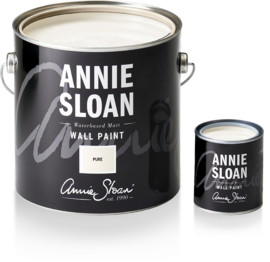 New Annie Sloan Wall Paint Pure 2,5 liter