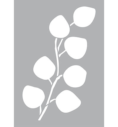 Eucalyptus groot A4