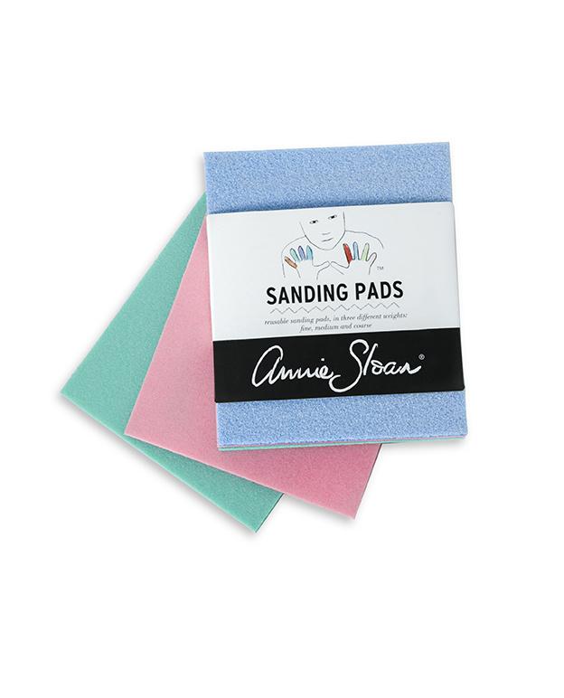 Sanding Pads herbruikbaar
