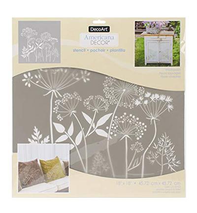 Wildflowers 45,7 cm x 45,7 cm