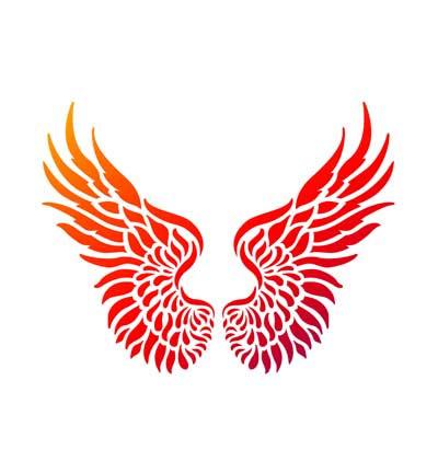 Angel Wings A4