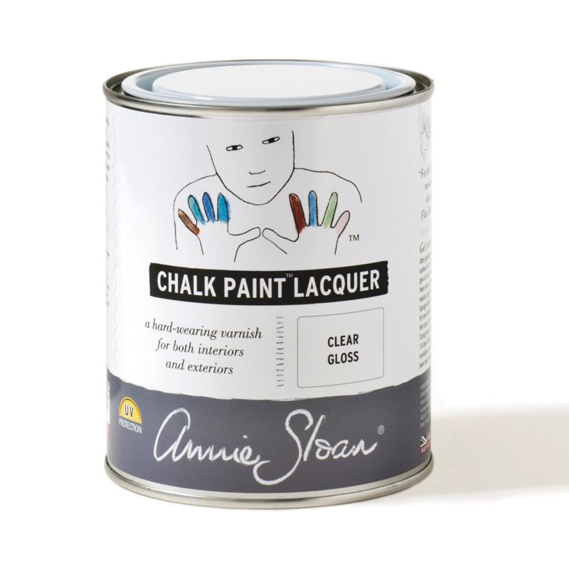 Chalk Paint Lacquer Gloss 750 ml