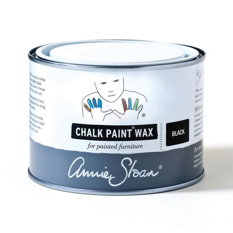 Chalk Paint Wax Black