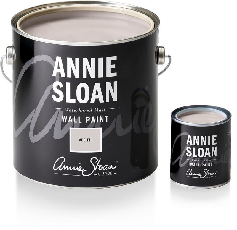 NEW Annie Sloan Wall Paint Adelphi 2,5 liter