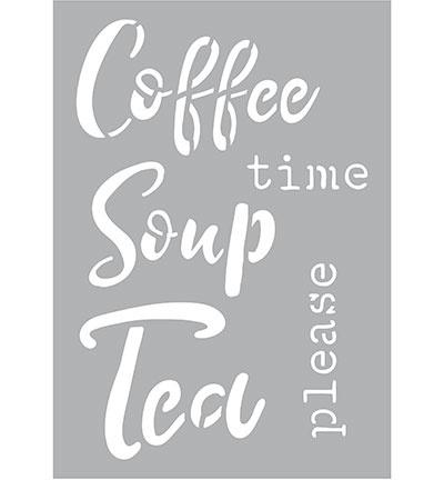Coffee Soup Tea A5