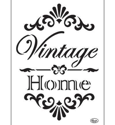 Vintage Home A4
