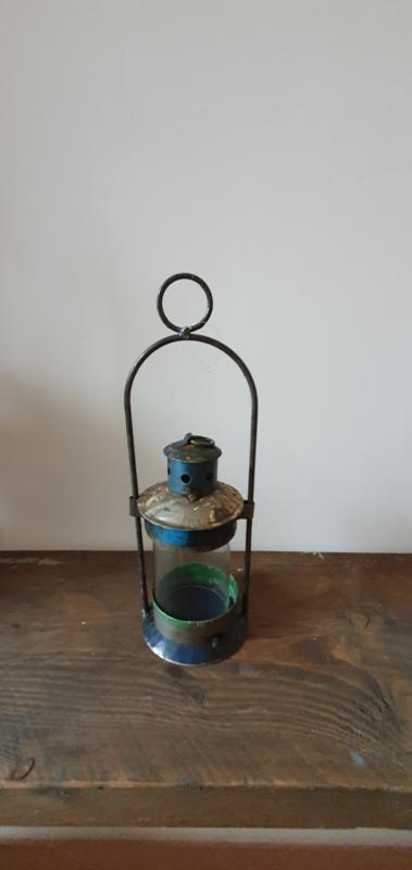 Old iron lantaarn mini