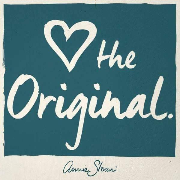 Annie Sloan Chalk Paint By Steffiez