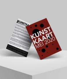 Kunstkaart: Mei 2020