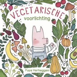 Kinderboek: Vegetarische Voorlichting