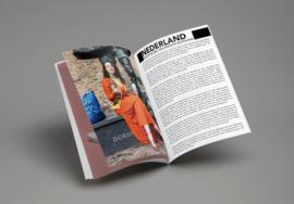 Zine: Nederland, door de bril van Mignon Nusteling