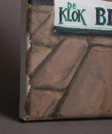 Zwerfvuil: De Klok bier