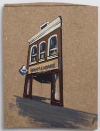 Schilderij: Bram Ladage