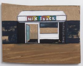 Schilderij: Mix Snack