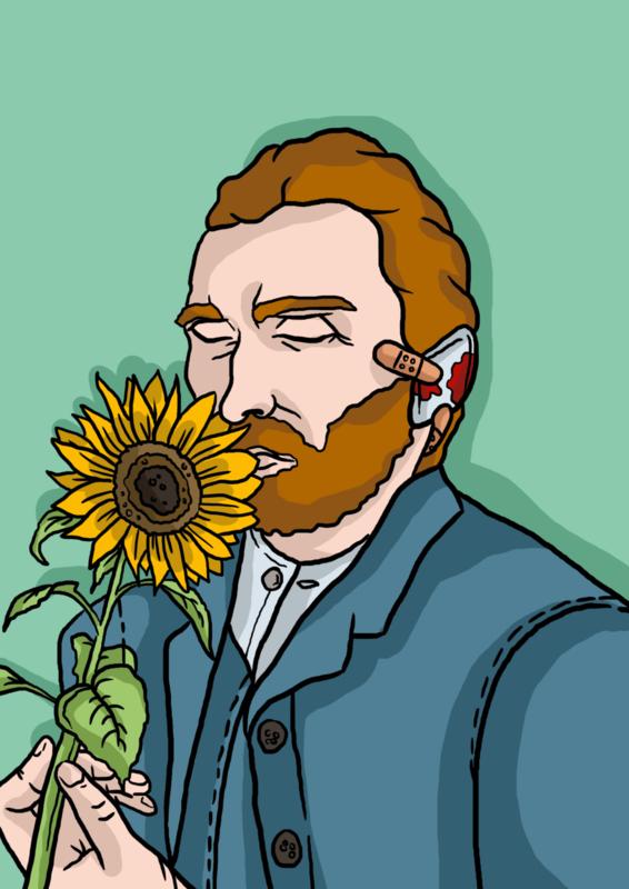 Print: Vincent van Gogh
