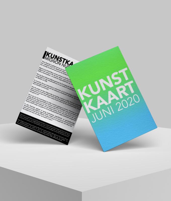 Kunstkaart: Juni 2020