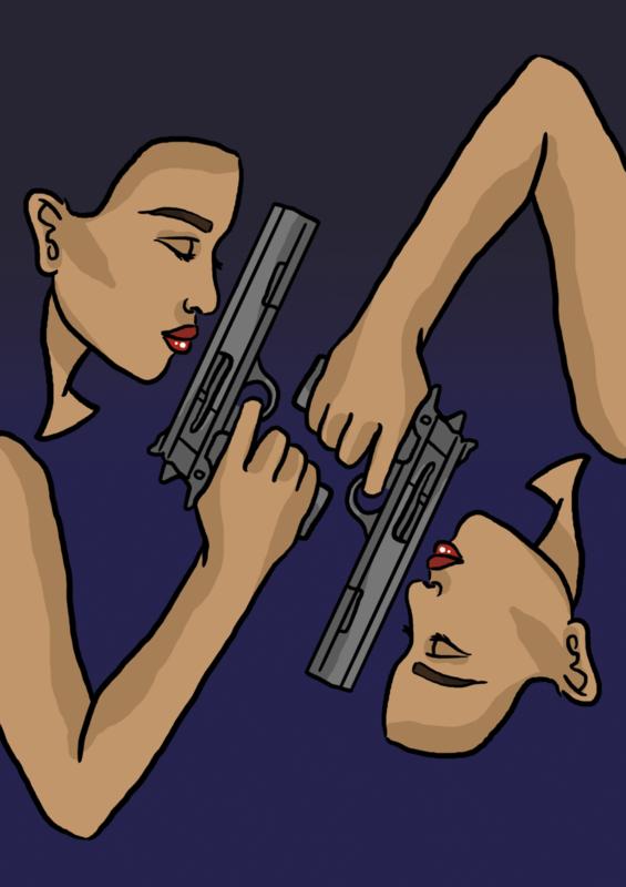 Print: Guns