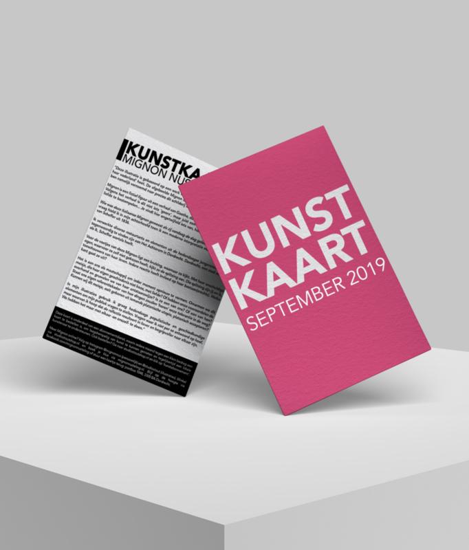Kunstkaart: September 2019
