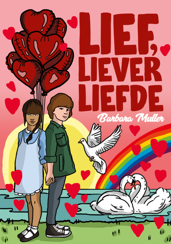 Boek: Lief, Liever Liefde
